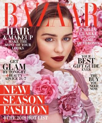 Emilia Clarke  - Herper's Bazaar