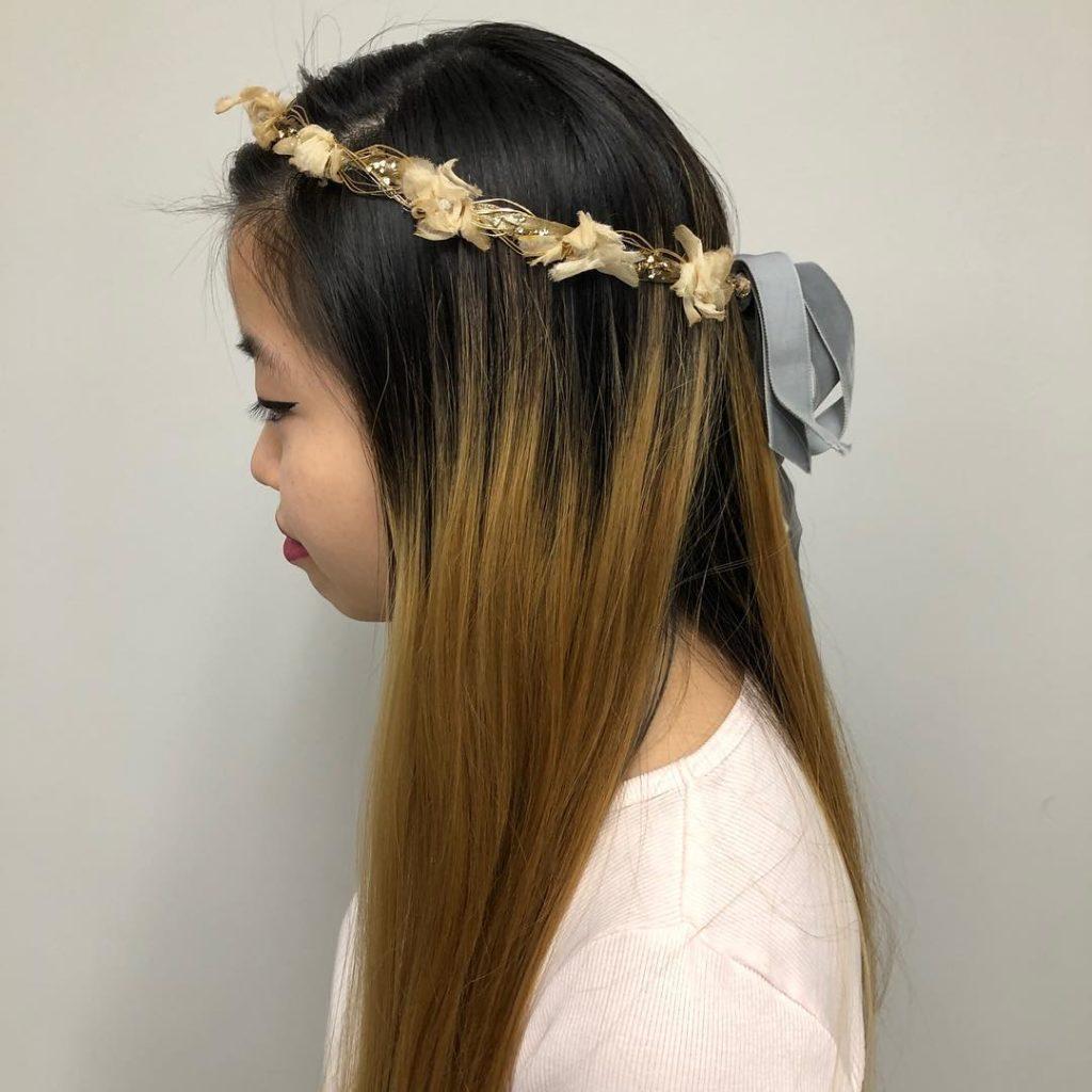 Wendy Flower Crown