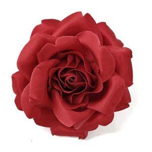 red satin rose