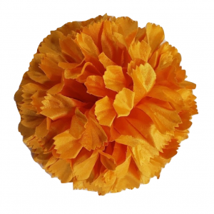 marigold flower pin