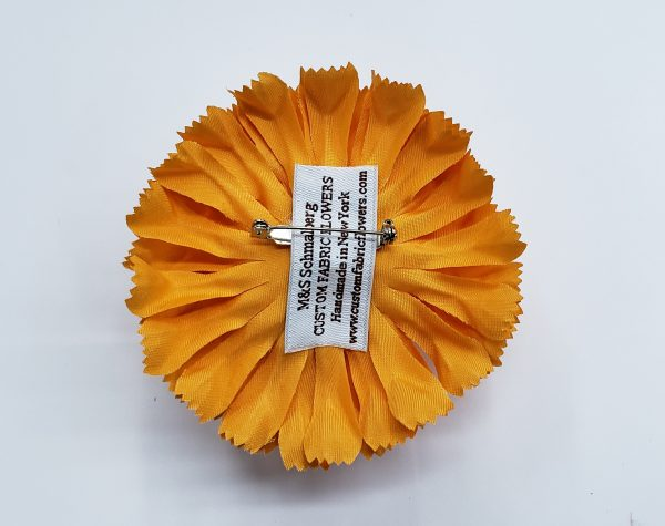marigold flower pin